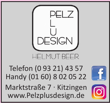 Pelz Plus Design Helmut Beer