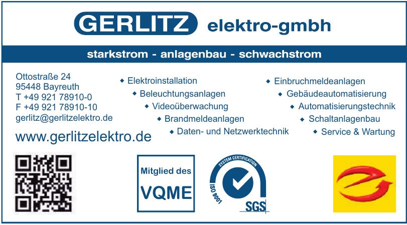 Gerlitz Elektro GmbH