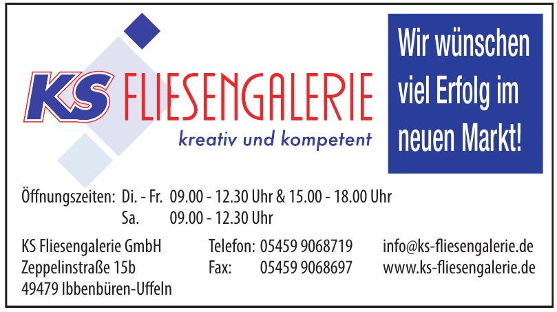 KSFliesengalerie GmbH