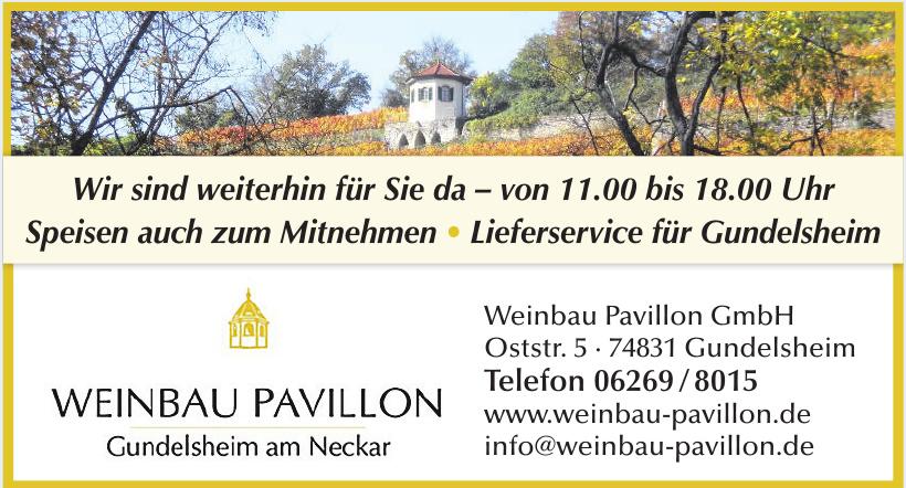 Weinbau Pavillon GmbH