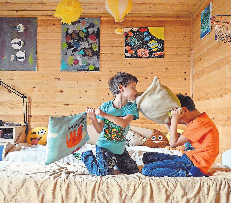 Das Kinderzimmer sollte ein Ort sein, an dem gespielt und gewachsen werden kann. Foto: Pixabay