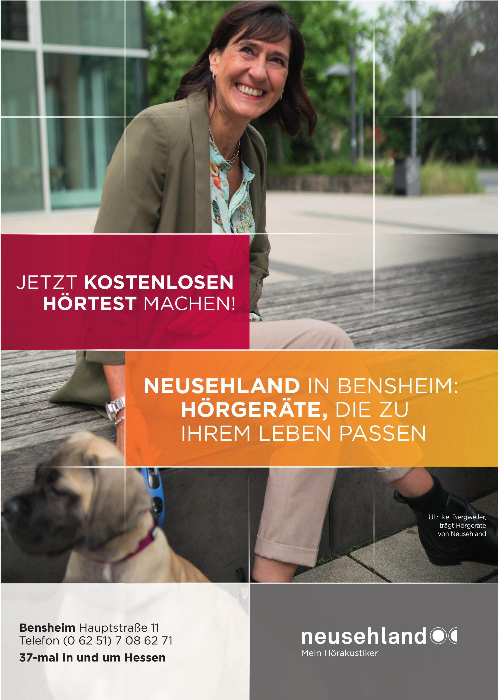 Neusehland - Mein Hörakustiker