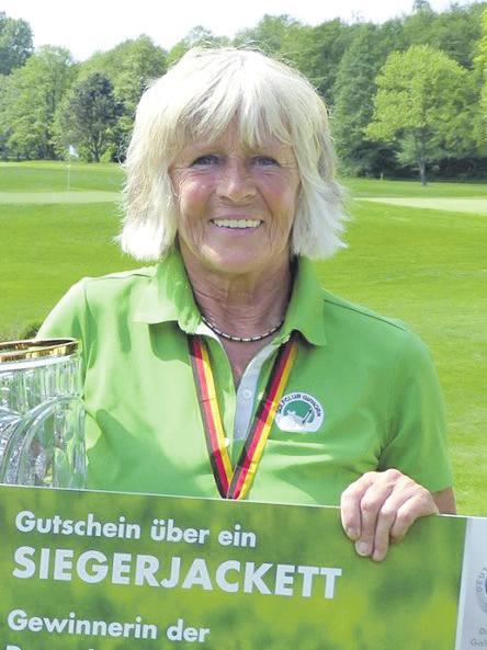 Kategorie Damen: Dagmar Lehmann. 0137-988703004