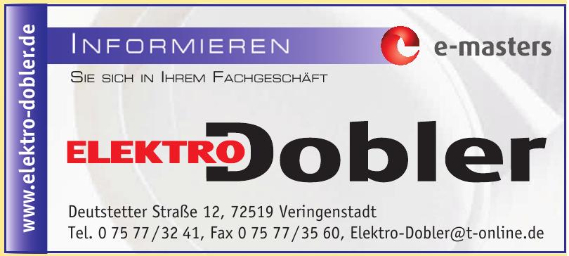 Elektro Dobler
