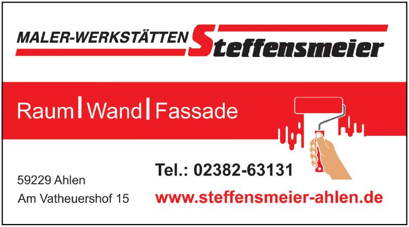 Malerwerkstätten Steffensmeier GmbH