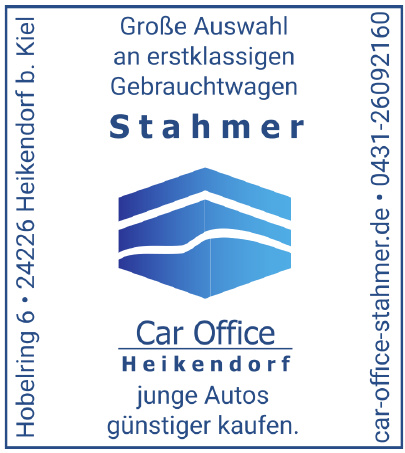 Car Office Stahmer