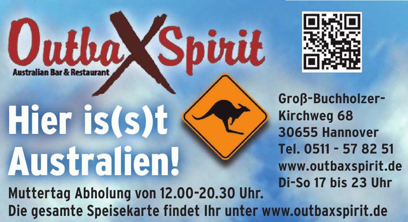 OutbaXSpirit