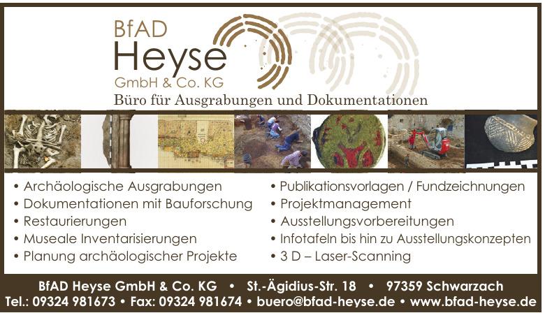 BfAD Heyse GmbH & Co. KG