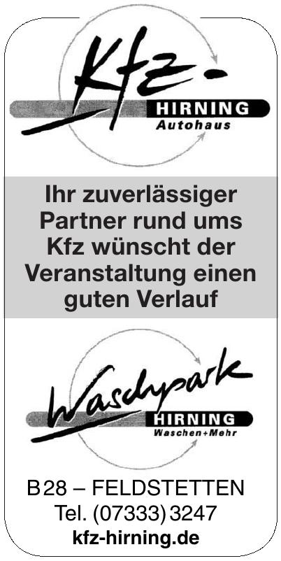 Kfz Hirning Autohaus