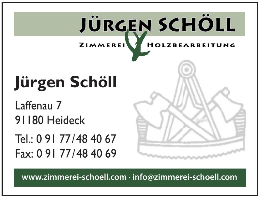 Jürgen Schöll