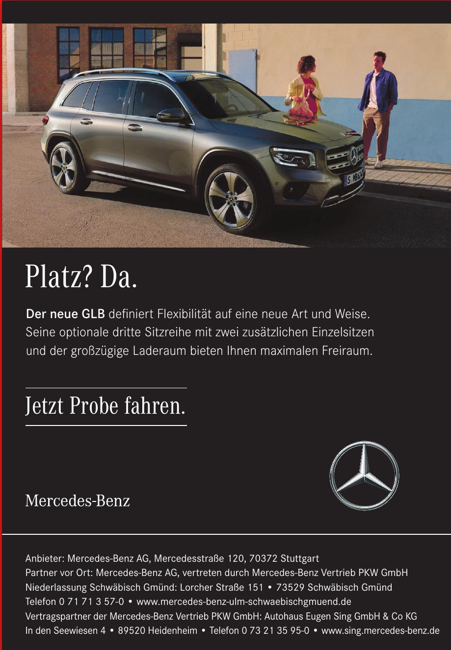 Autohaus Eugen Sing GmbH & Co KG