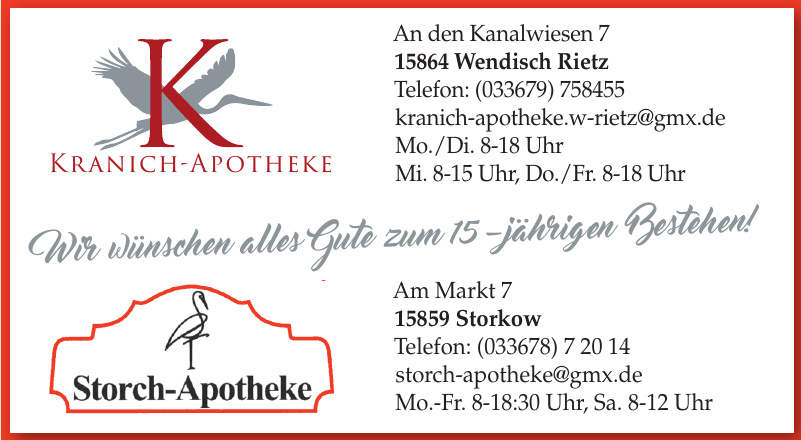 Storch-Apotheke
