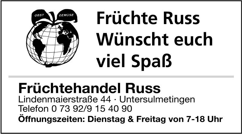 Früchtehandel Russ GmbH