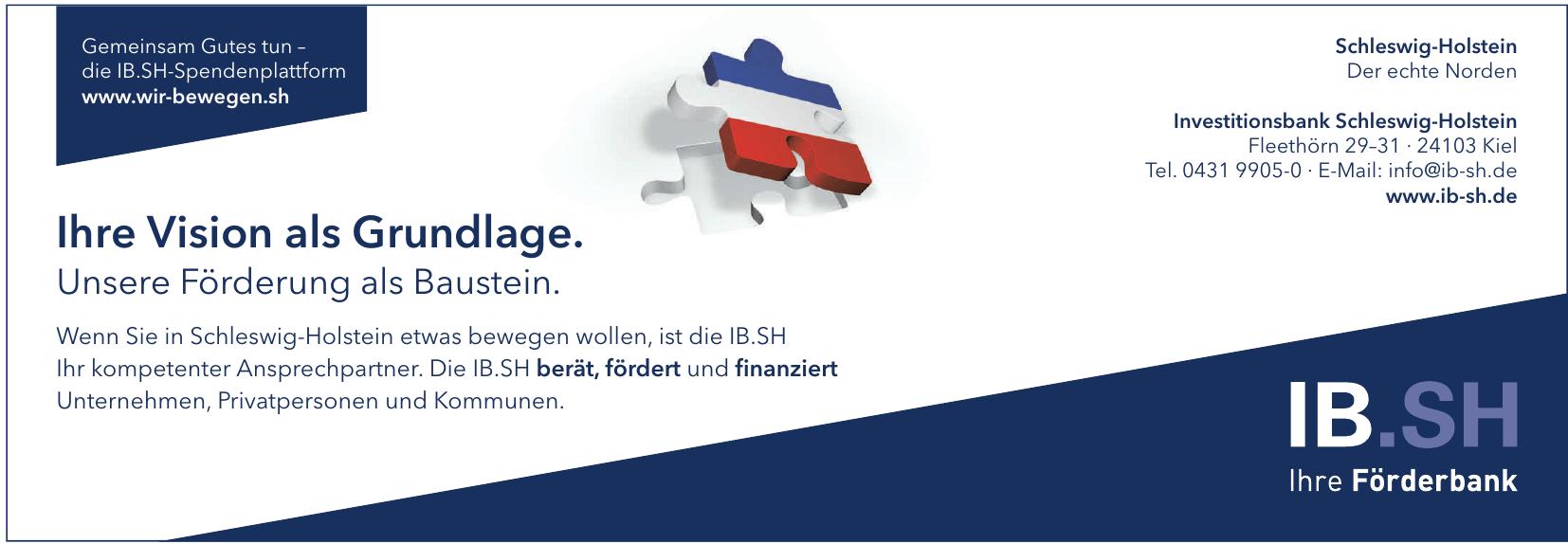 Investitionsbank Schleswig-Holstein