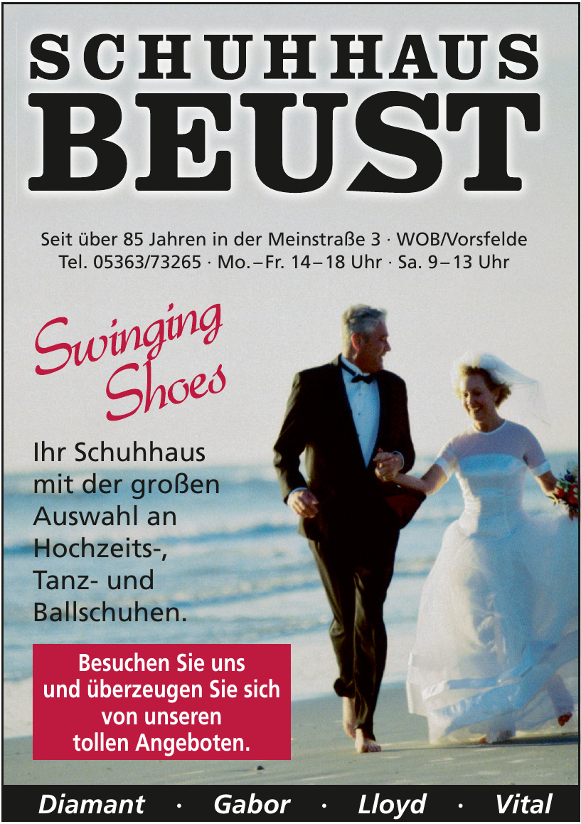 Schuhhaus Beust
