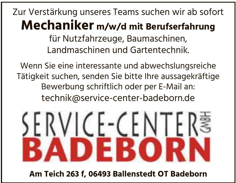 Service-Center Badeborn Gmbh