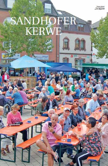 Kerwe sandhofen 2019