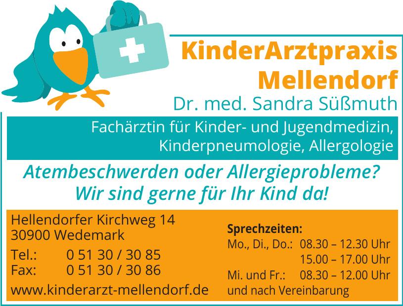Kinder Arztpraxis Mellendorf