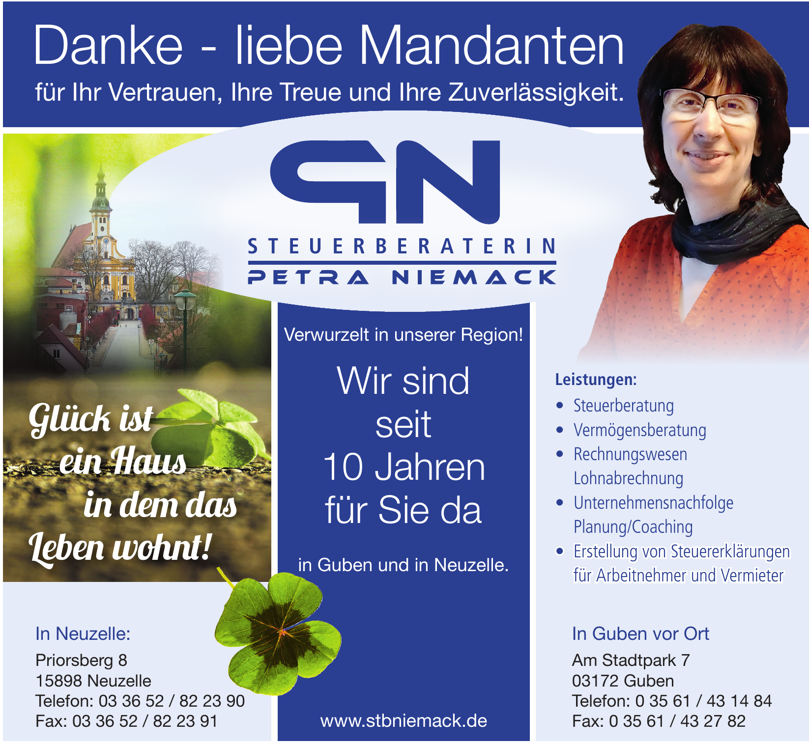 Therapiezentrum links der ODER