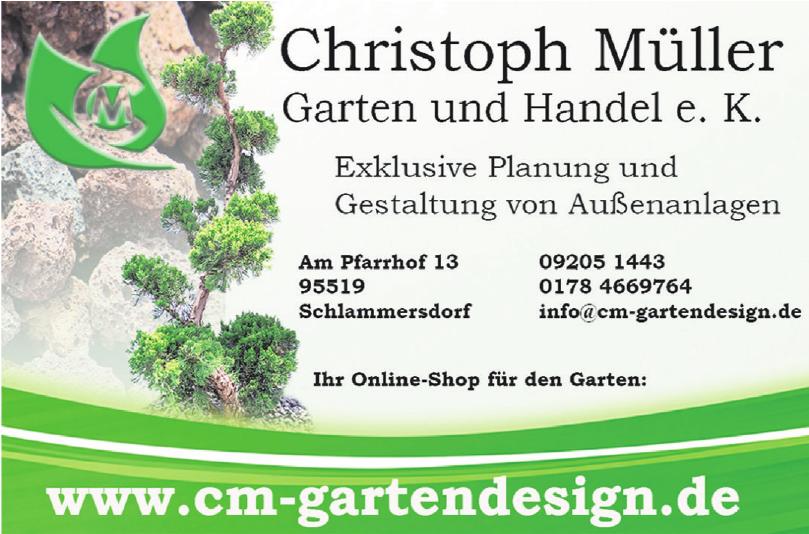 Christoph Müller Garten und Handel e. K.