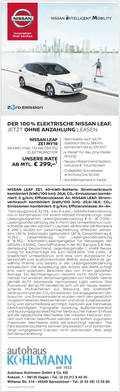 Autohaus Kohlmann GmbH & Co. KG