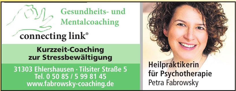 Gesundheits- und Mentalcoaching connecting link