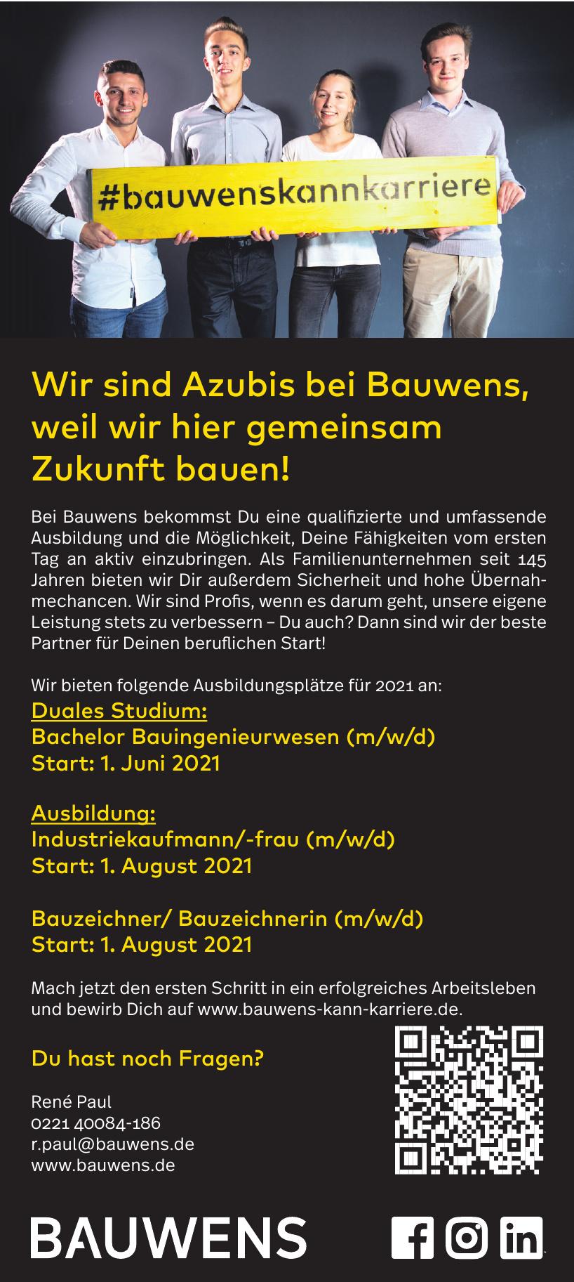 BAUWENS GmbH & Co. KG