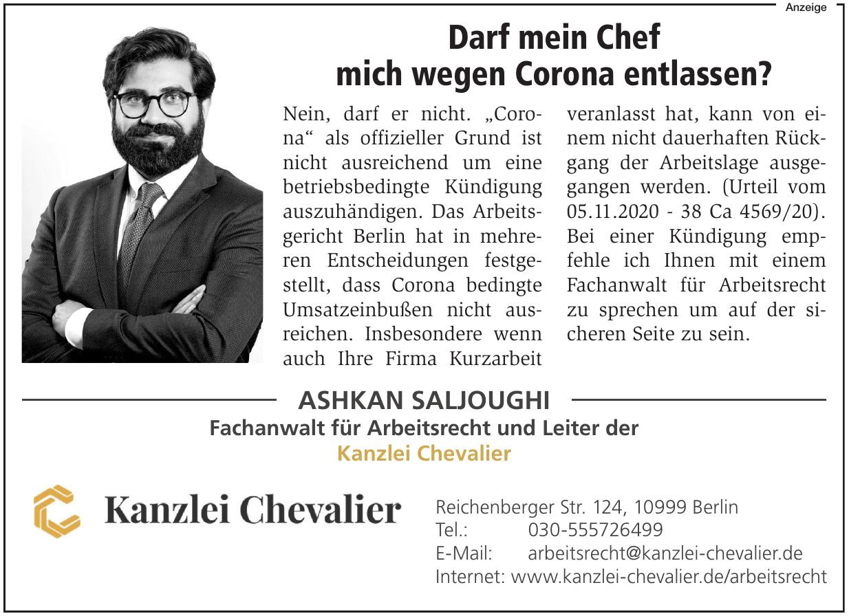 Kanzlei Chevalier