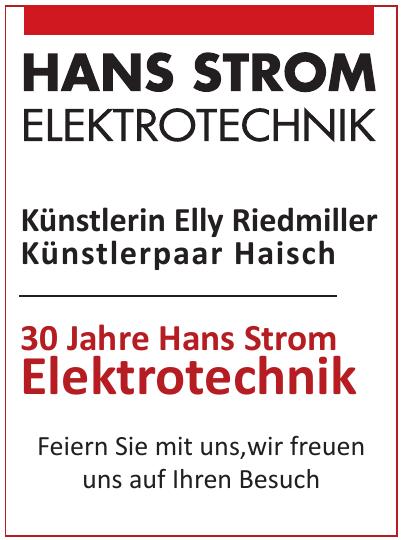Hans Strom Elektrotechnik