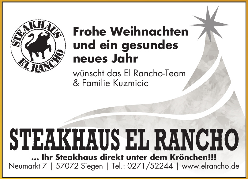 Steakhaus El Rancho