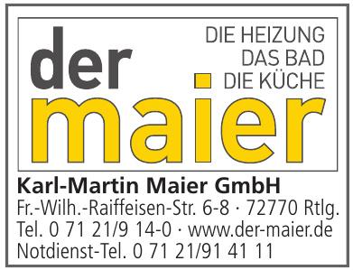 Karl-Martin Maier GmbH