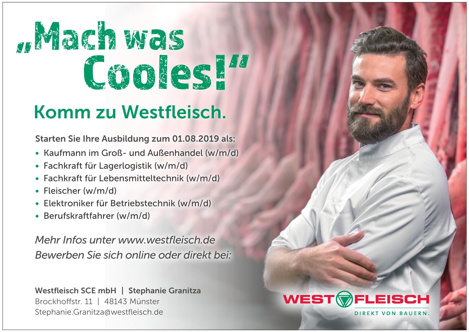 Westfleisch SCE mbH-Stephanie Granitza