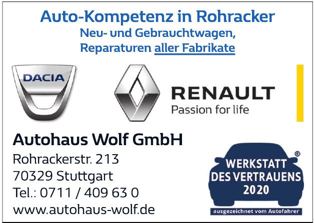 Autohaus Wolf GmbH