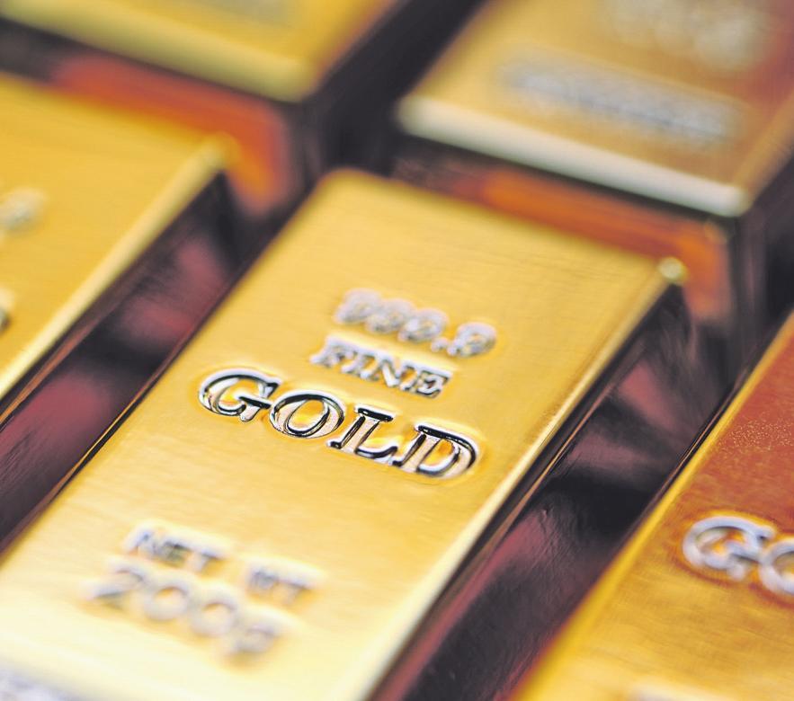 Verbraucherschützer warnen vor den hohen Schwankungen beim Goldpreis Bild: Thomas Hansen/stock.adobe.com