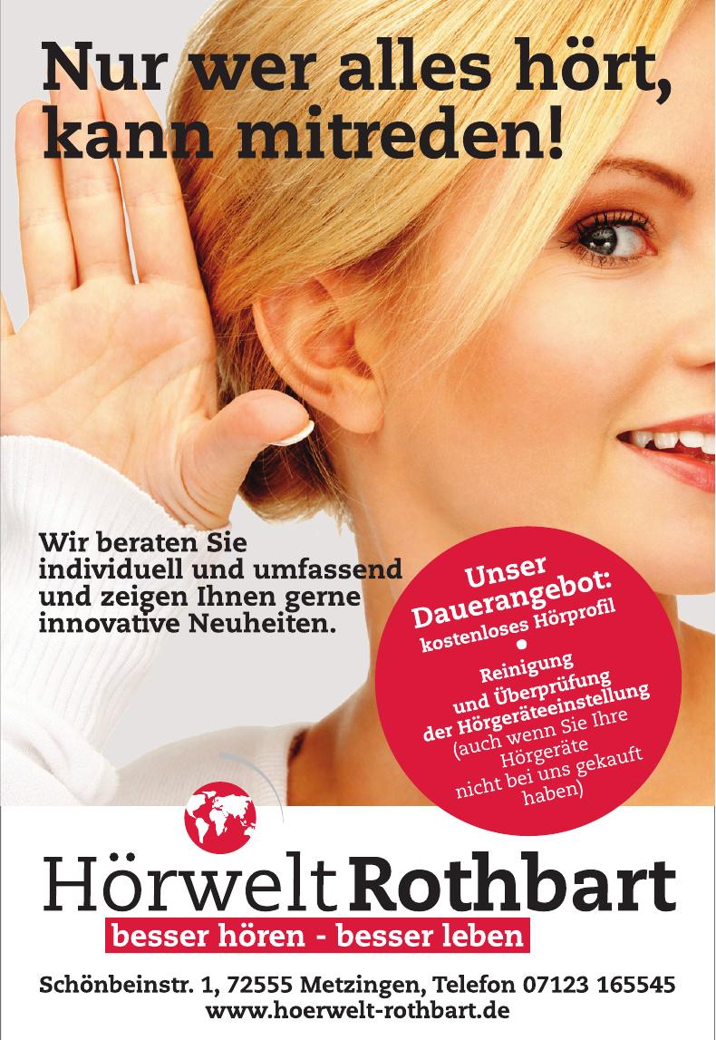 Hörwelt Rothbart, Christiane Rothbart e.K.