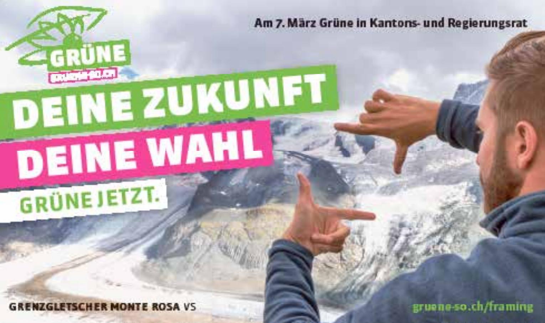 GRÜNE Kanton Solothurn