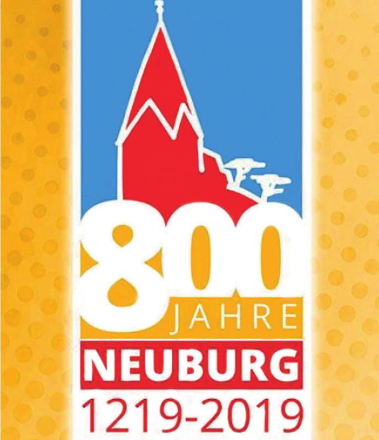 800 Jahre Neuburg 1219-2019