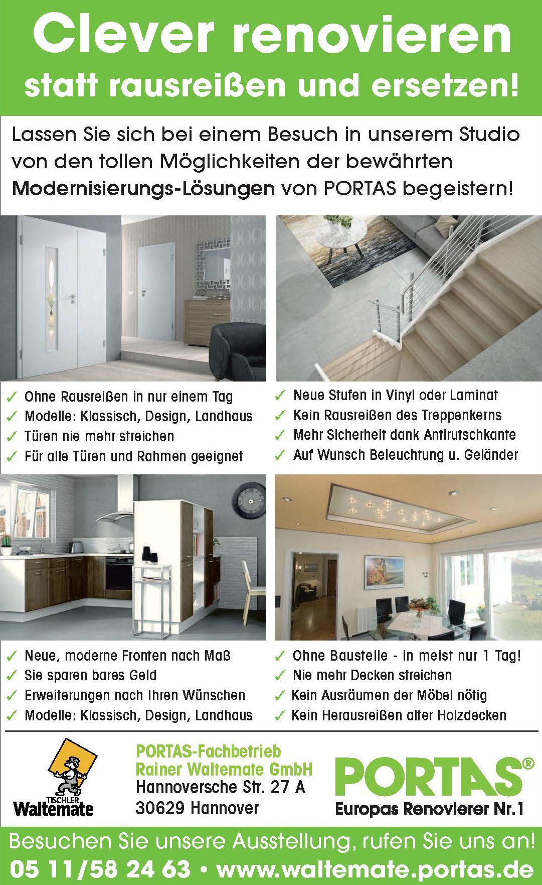 PORTAS-Fachbetrieb Rainer Waltemate GmbH