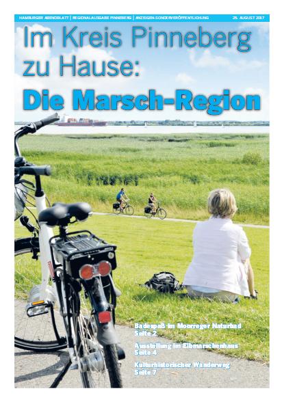 Im Kreis Pinneberg zu Hause: Die Marsch-Region