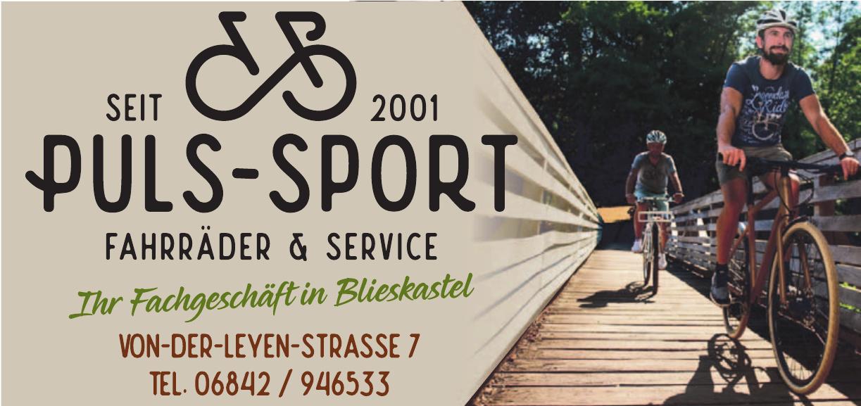 Puls - Sport  - Fahrräder & Service