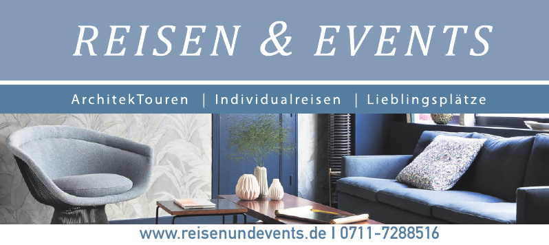 Reisen & Events