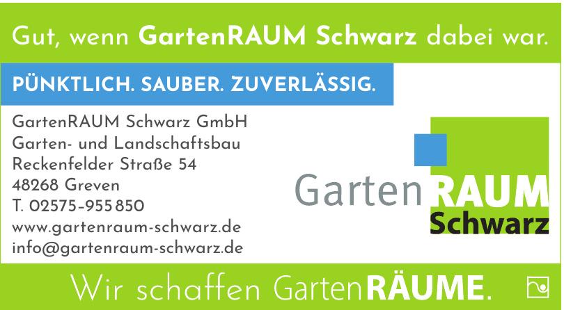 GartenRAUM Schwarz GmbH