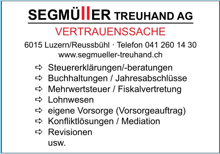 Segmüller Treuhand AG