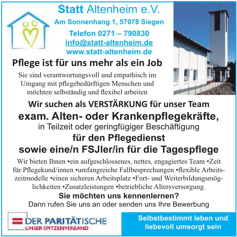 Statt Altenheim e.V.