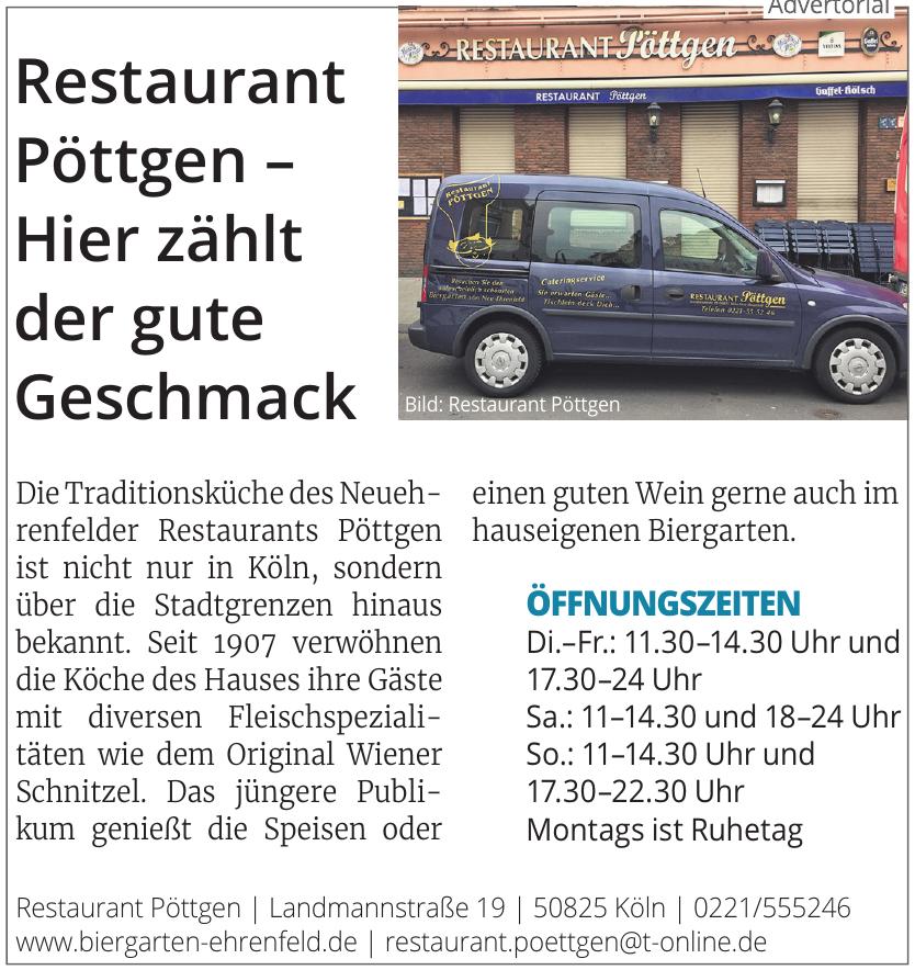 Restaurant Pöttgen