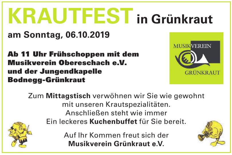 Musikverein Grünkraut e. V.