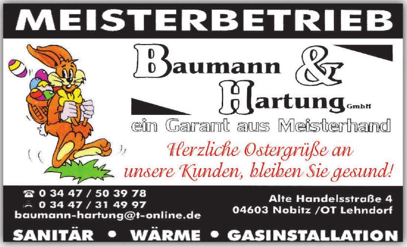 Meisterbetrrieb Baumann & Hartung GmbH