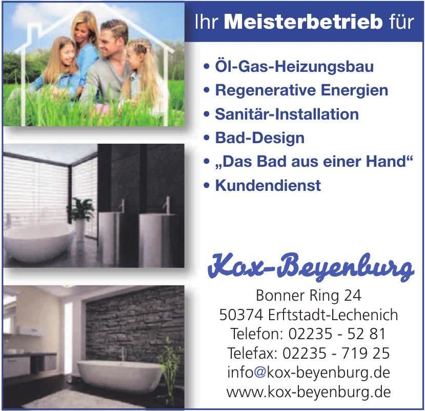 Kox Beyenburg