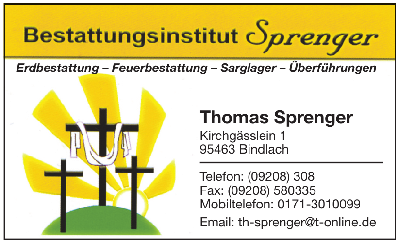 Thomas Sprenger