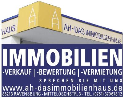 AH - Das Immobilien Haus GbR